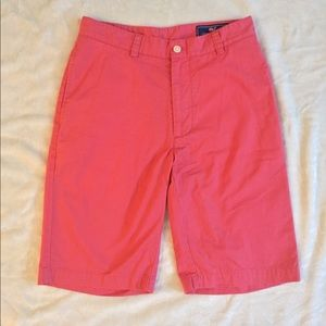 VINEYARD VINES FLAT FRONT SUMMER CLUB SHORT COTTON